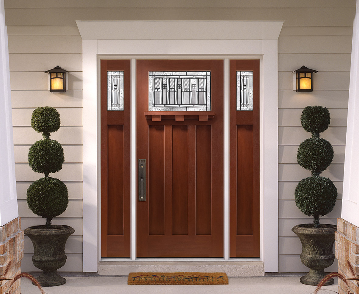 Barrington Fiberglass Entry Doors All Weather Windows