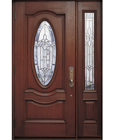 Barrington fiberglass entry doors all weather windows for Doors for front door