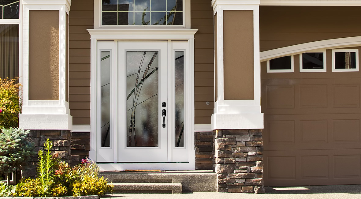Belleville fiberglass entry doors all weather windows for Exterior doors and windows