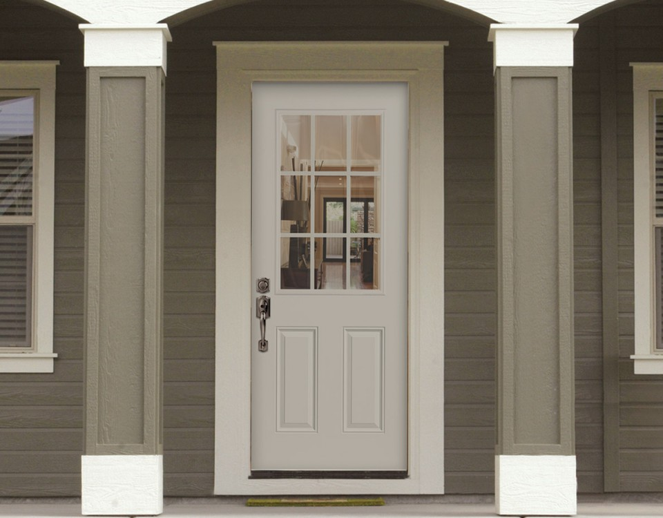 High definition steel entry doors all weather windows for Steel home entry doors