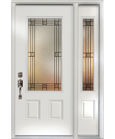 High-Definition Steel Entry Doors | All Weather Windows