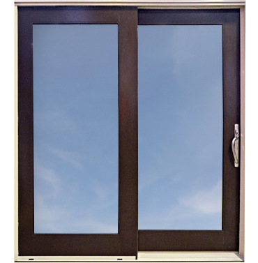 Weathergard metal clad patio doors all weather windows for Quality patio doors