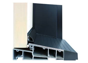One-piece Drainable Door Sill