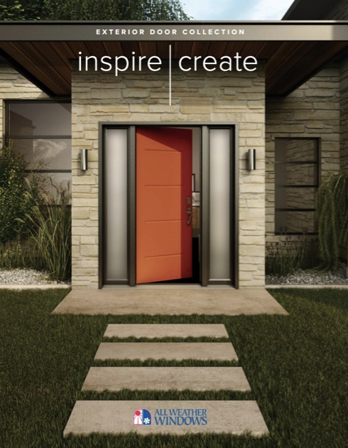 View Exterior Door Catalogue